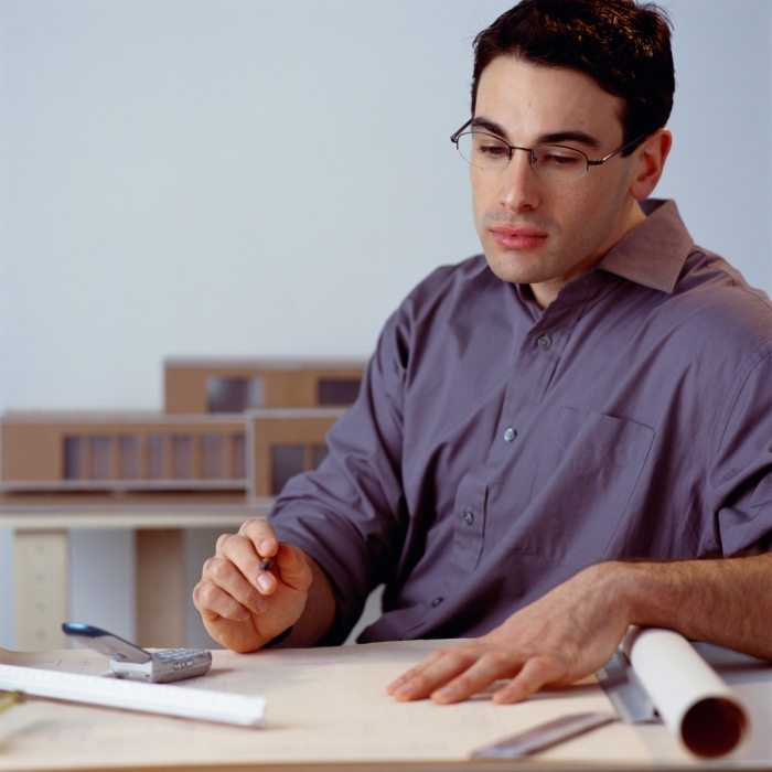 Architect Working - Fonte: Microsoft Office