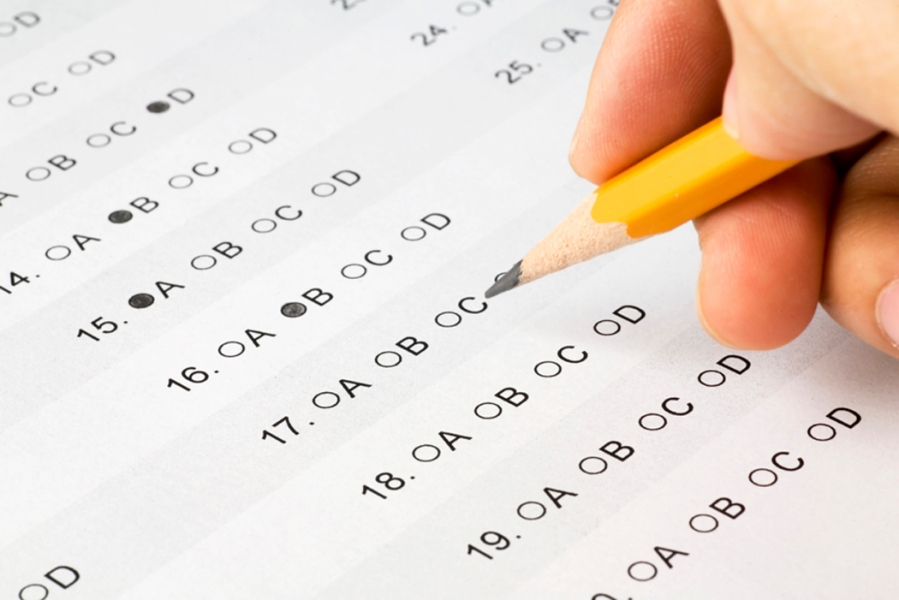 Exam - Fonte: Microsoft Office